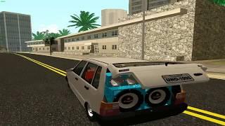 MC CL - Quem Eu Sou - Fiat Uno Ar + Roda De Ferro - GTA SAN