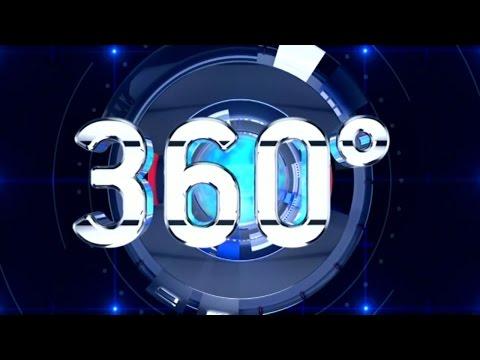 360 de grade, cu Alina Badic- 28 IANUARIE 2017- ganduri rele, exorcizare, energiile negative