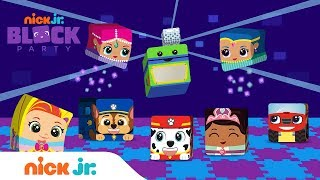 Block Friends Forever Music Video 🎶 w/ PAW Patrol, Shimmer and Shine & More! | Block Party