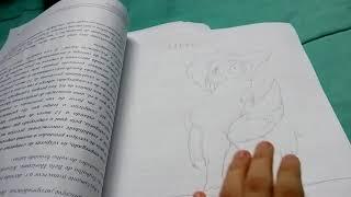 Meus desenhos : Ava g #12 ( leia a descrição antes de assistir)