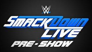 WWE SmackDown Live Pre-Show 29 de noviembre de 2016