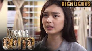 Cassie, nag alala nang manakawan sa eskwelahan | Kadenang Ginto (With Eng Subs)