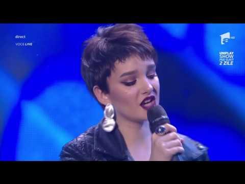 """""""Te rog"""". Olga Verbițchi si Carla's Dreams in marea finală X Factor!"""