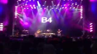B4 - Ela é (continuação) live at Meo Sudoeste 2014 MSW14
