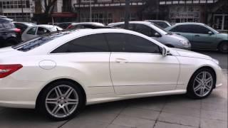 MUNAFO AUTOMOVILES  - Mercedes Benz E350 2013