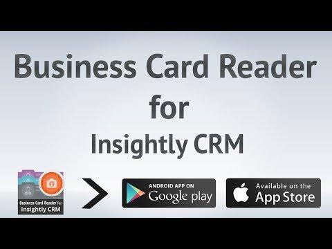 Business card reader insightly 11119 baixar apk para android aptoide video business card reader insightly reheart Images