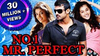 No. 1 Mr. Perfect (Mr. Perfect) Hindi Dubbed Full Movie | Prabhas, Kajal Aggarwal width=