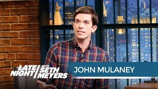 John Mulaney Likens Donald Trump to a Really Good Family Feud Contestant