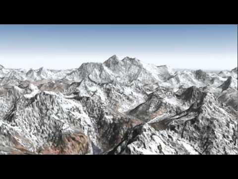 Everest Orbit from 40Km