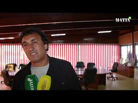 Video : Saïd Badou : Reda Tagnaouti est un gardien qui a du caractère et il deviendra une légende