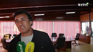 Saïd Badou : Reda Tagnaouti est un gardien qui a du caractère et il deviendra une légende