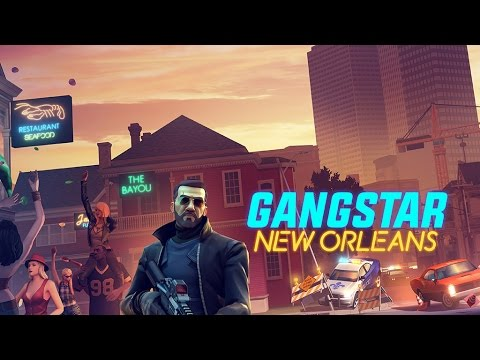 Gangstar New Orleans Review (Prezentare joc pe iPhone 7/ Joc iOS, Android)