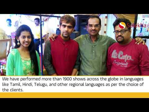 Sangeet Organisers in Chennai, Ladies Sangeet Sandhya Event