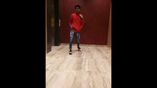 Dehleez pe Mere Dil Ki Jo rakhe hain tune Kadam solo dance performance B boy Anny