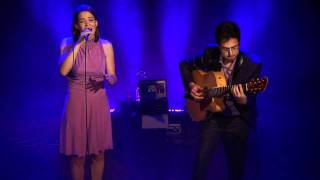 Antonio Carlos Jobim - Agua de Beber performed live by Just Duet