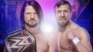 AJ Styles vs Daniel Bryan Promo | WWE Wrestlemania 34