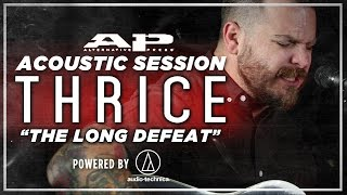 "APTV Sessions: THRICE - ""The Long Defeat"""