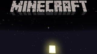 Minecraft - Falling 1 Million Blocks (10,000x Timelapse)