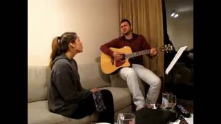 Cucho & Cata Radtke - Lucky (Cover from Jason Mraz feat. Colbie Caillat)