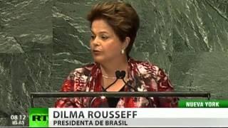 Líderes mundiales difieren en sus posturas sobre Siria en la Asamblea General de la ONU
