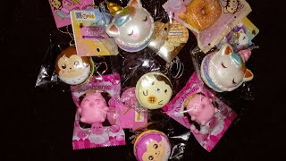 SO MANY NEW CREAMIICANDY/PUNI MARU SQUISHIES!!! CREAMIICANDY PACKAGE!