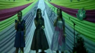 I can(regine v., donna c., and mikee c.)- FAINA SISTERS