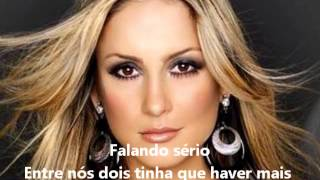 Cláudia Leite - Falando Sério