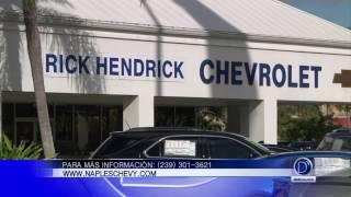 La camioneta de sus sueños la encuentra en Rick Hendrick Chevrolet de Naples