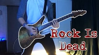 Beartooth - Rock Is Dead (Guitar Cover)