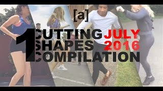 Cutting Shapes | House Shuffle | Konijnendans | Compilation #1 [July 2016]