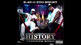 E-40 & Too Short entrepreneur