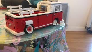Vw Lego camper modified