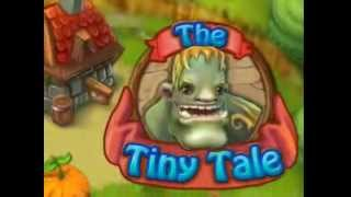 The Tiny Tale Game Trailer
