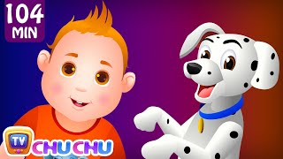 Old MacDonald Had A Farm and Many More Nursery Rhymes for Children | Kids Songs by ChuChu TV width=