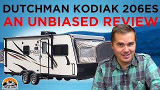 Kodiak 206ES hybrid travel trailer: An Unbiased Review