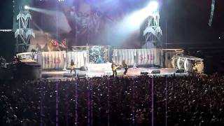 Iron Maiden - The Trooper Live in Singapore 2011 HD