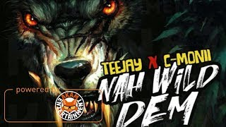 TeeJay Ft. C-Monii - Nah Wild Dem (Raw) September 2017