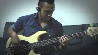Deus está no controle (Sarah) - Baixo (Bass Cover) Jamessom Peppers