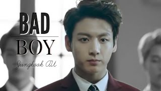 JUNGKOOK | bad boy (au)