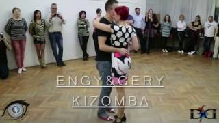 ENGY&GERY KIZOMBA DANCE (LOST ON YOU)@ DOLCE DANCE