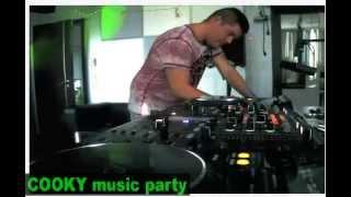 Cooky Newik music parti 2015 08 24 részlet