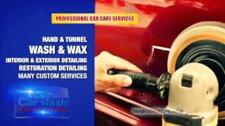 Magic Suds Car Wash