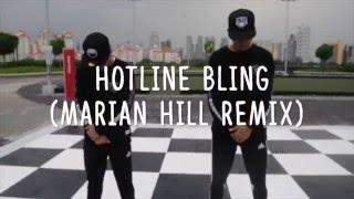 Hotline Bling (Marian Hill Remix) @Drake @Charlieputh @Kehlani @ArmaniWhite Choreography