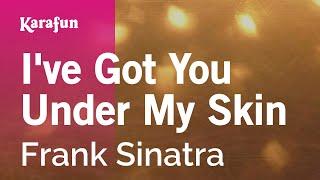 Karaoke I've Got You Under My Skin - Frank Sinatra *