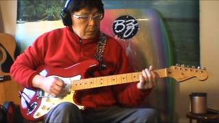 Theme for young lovers  - The Shadows/Hank Marvin cover-