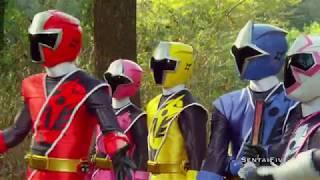 FAN-MADE: Power Rangers Ninja Steel: Rangers vs. Shadow Line