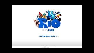 Rio Soundtrack- 02 Let Me Take You to Rio (Blu's Arrival)