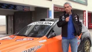 Video resumen Jorge Martinez y Pablo Sciangula Rally Gobierno de Lima 2014