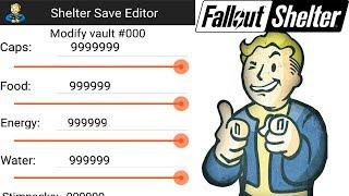 Fallout Shelter HACK (Save Editor) App *No Root/Jailbreak*