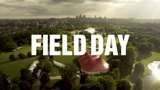 Come Fly With Me | Field Day 2017